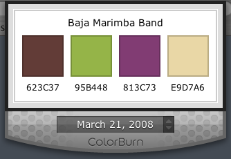 ColorBurn screenshot